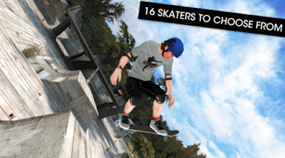 Download Skateboard Party 3 Pro Mod Apk OBB Exp/Unlocked
