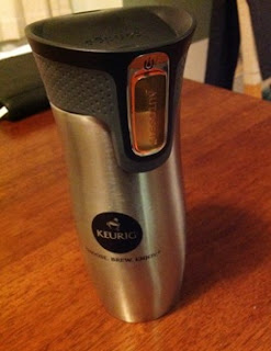 Do Travel Mugs Fit Under Keurig Coffee Makers Top Off