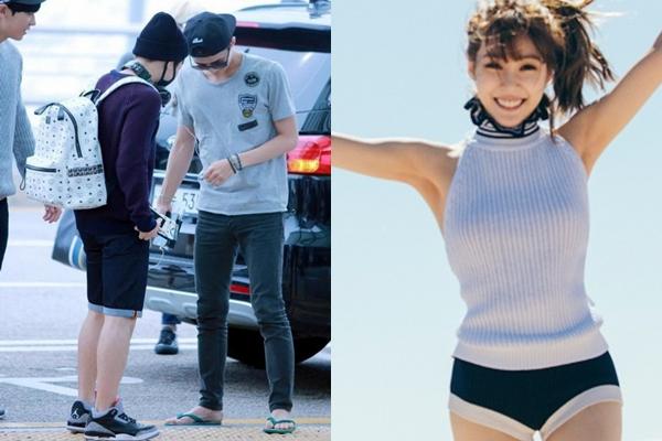 Sandal Jepit di Teaser Debut Solo Tiffany SNSD Milik Sehun EXO?