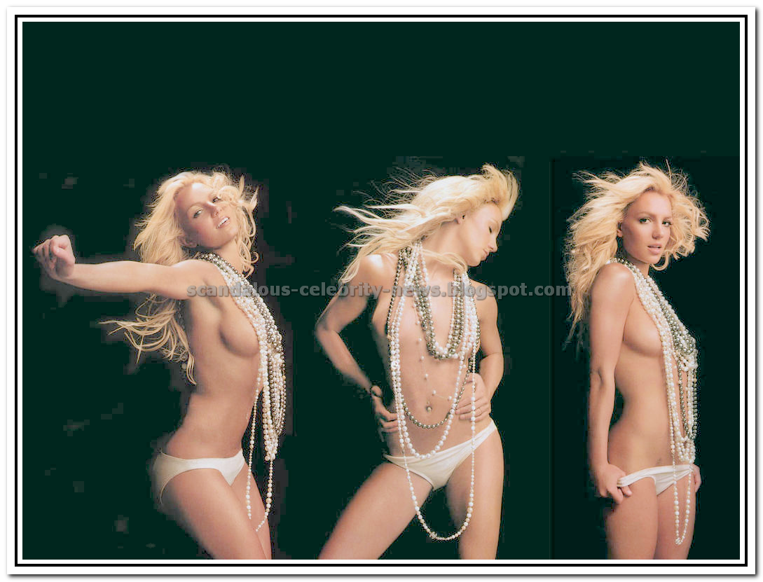 Britney Spears Sex Games 26