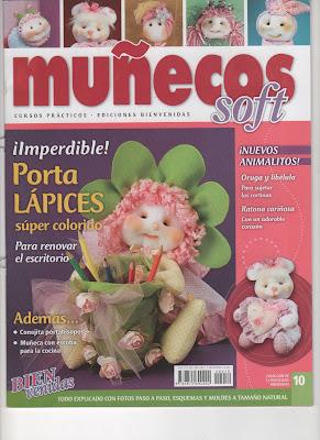 Muñecos Soft No. 10