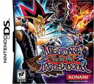 Yu-Gi-Oh! Nightmare Troubadour, NDS, Español, Mega, Mediafire