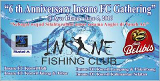 Gathering Insane FC ke 6 di P Anyer