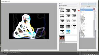 5 Cara Mudah Membuat Efek Glowing Edge Menggunakan Adobe Photoshop Untuk Pemula