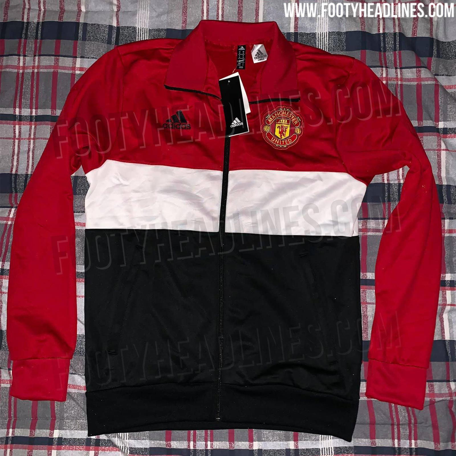 Man Utd 19-20 Home Kit To Be Purely Classic  Adidas Manchester ... 74caa66be