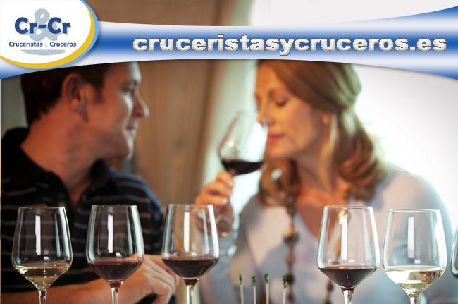 ► Cunard Line ofrecerá cursos certificados de vinos a bordo de sus cruceros de Vuelta al Mundo