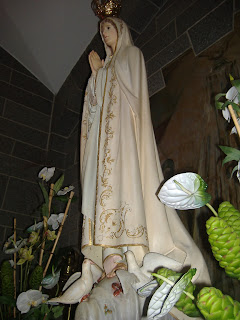 #VirgenDeFátima #Oremos