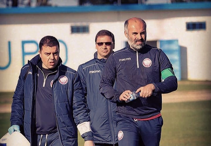 Treinador gaiense estreia-se na Elite da AF Aveiro contra ex-equipa