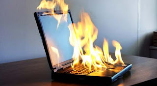 Cara memperbaiki laptop cepat panas