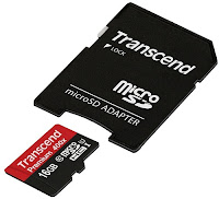 Transcend MicroSD memory card file recovery using Recoverx v3.7