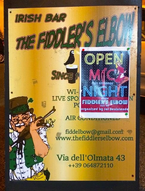 live music in Rome