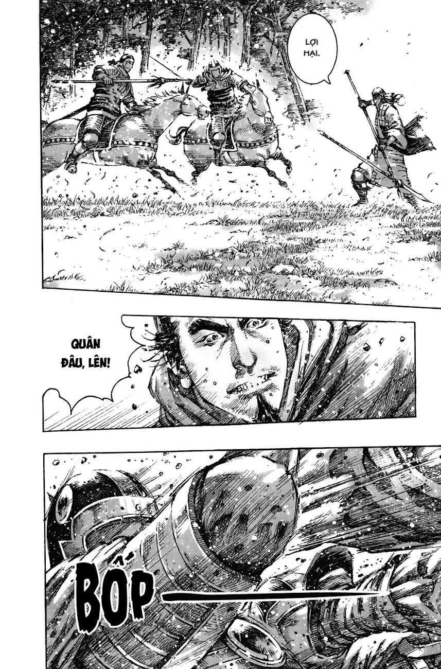 Hỏa phụng liêu nguyên Chương 469: Trương Phi tương phi [Remake] trang 15