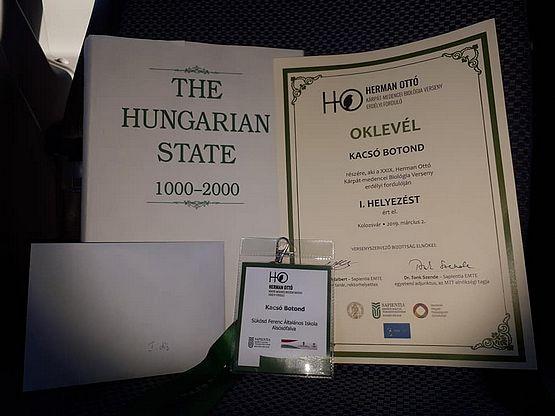 Herman Ottó Kárpát-medencei Biológia Verseny