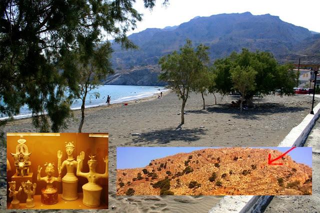 Ο μυστηριώδης λόφος στον Τσούτσουρο της Κρήτης