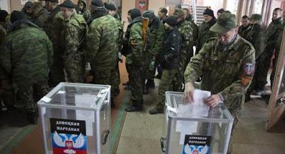 """Донбасские """"республики"""" готовы к проведению """"выборов"""""""
