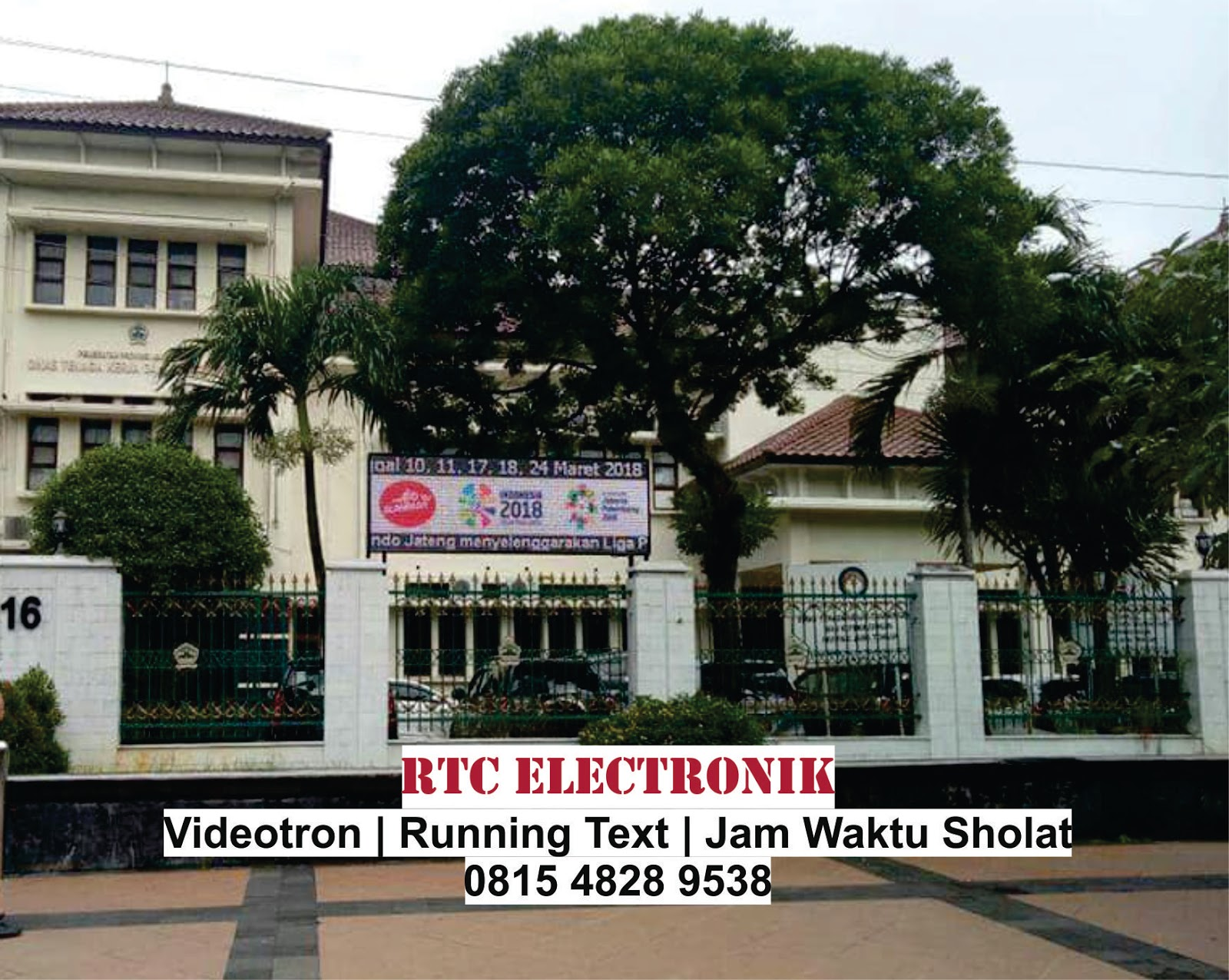Jual-Running-Text-LED-Display-Harga-Murah-Surabaya