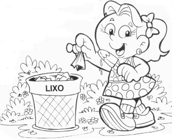 poluiÇÃo atividades e desenhos para colorir pintar imprimir
