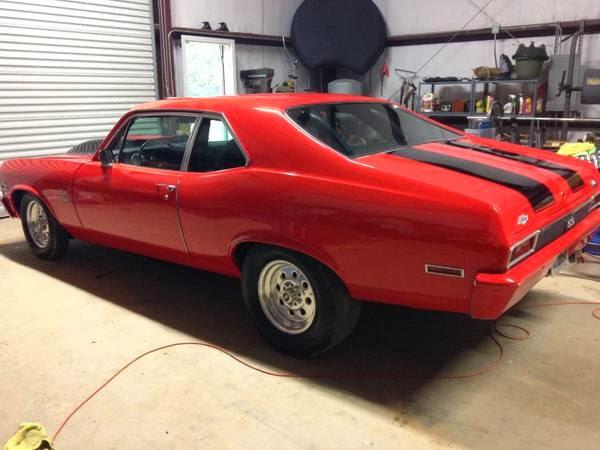 1972 Chevrolet Nova SS | Auto Restorationice