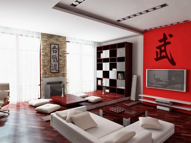 différents styles de décoration d'intérieur