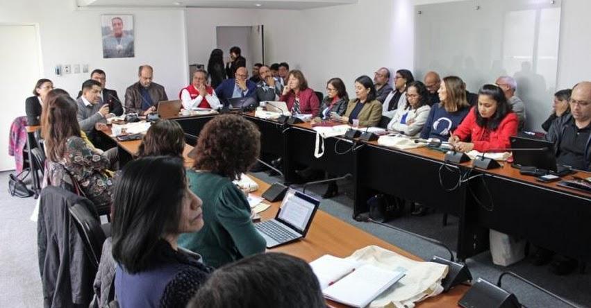 En el MINEDU hay una apuesta por el reordenamiento territorial, sostuvo Guido Rospigliosi, Viceministro de Gestión Institucional