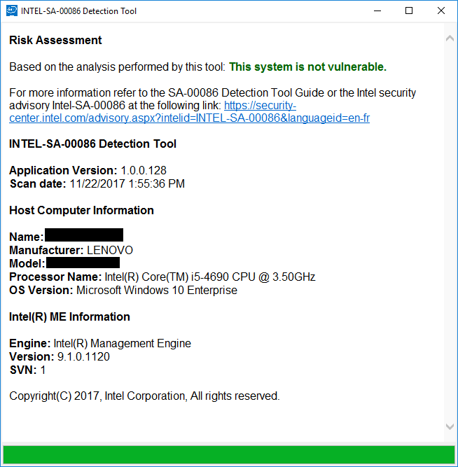 Using Compliance Settings in SCCM to find systems vulnerable