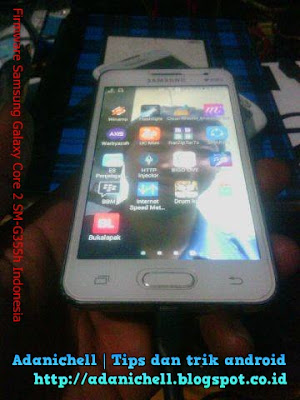 Firmware Samsung Galaxy Core 2 SM-G355h Indonesia