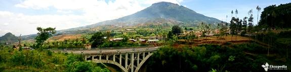 Jembatan Sigandul Temanggung