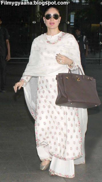 kareena kapoor hot pic in white dress