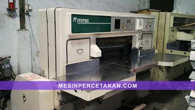ITOH paper cutter 100 cm