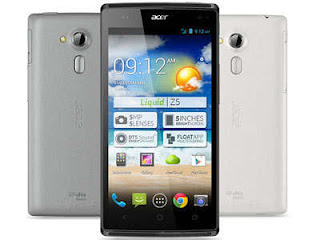 Firmware Acer Liquid Z5 Free Download Tested