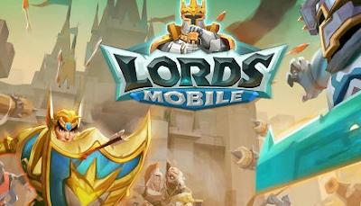 Lords game, salah satu game mobile yang sangat banyak di maninkan