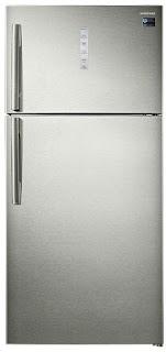 الثلاجة سامسونج 2 باب سعة 620 لتر