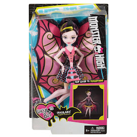 MH Transforming Ghouls Draculaura Doll