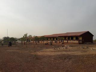 Une école située dans Area One