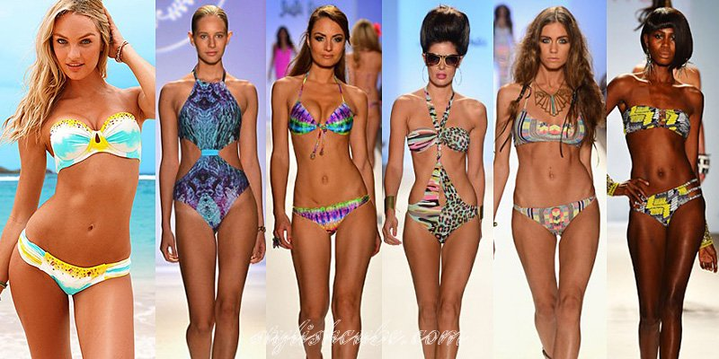 Spring Summer 2013 Swimwear Trends