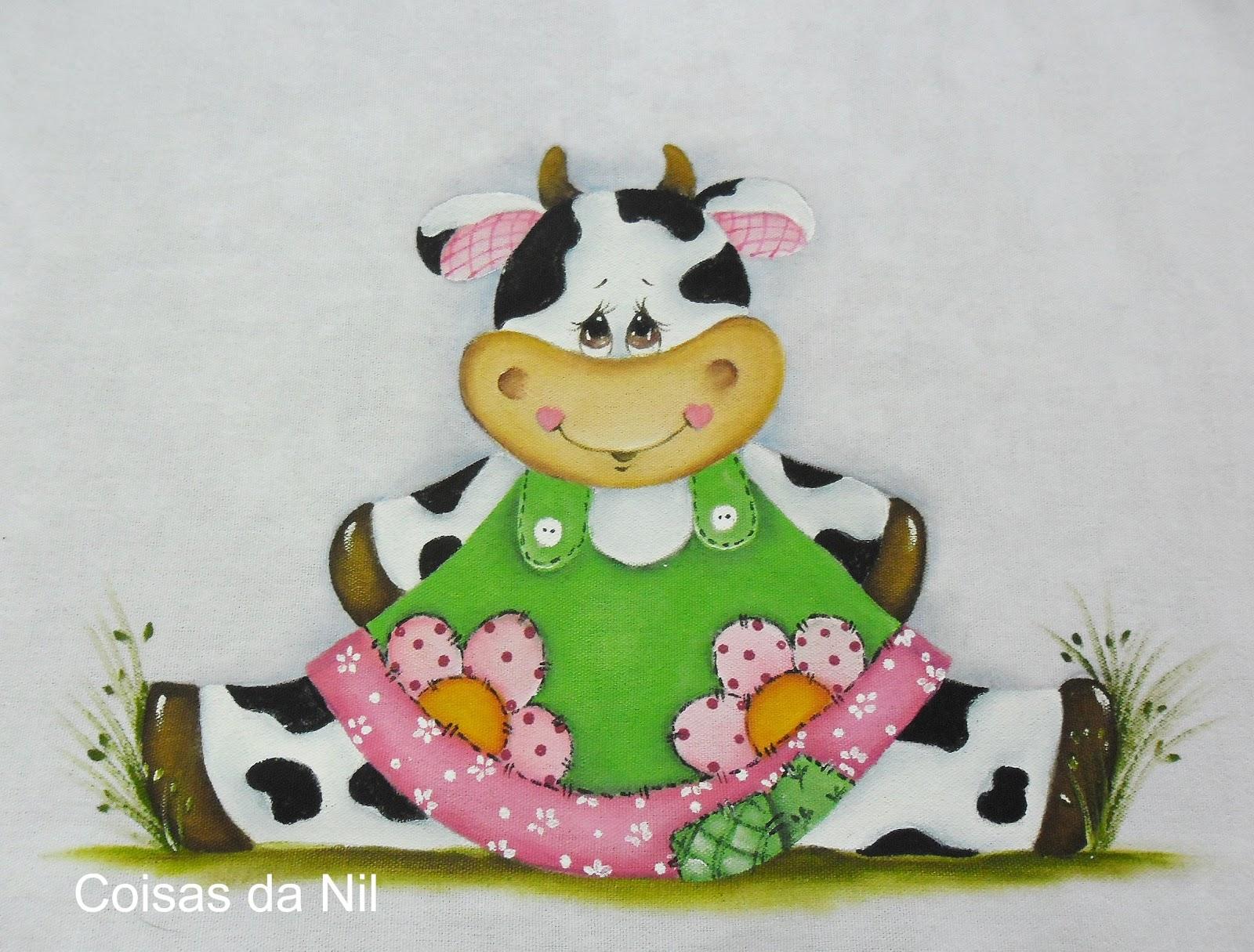 Artes da nil riscos e rabiscos a vaca - Pinturas para goma eva ...