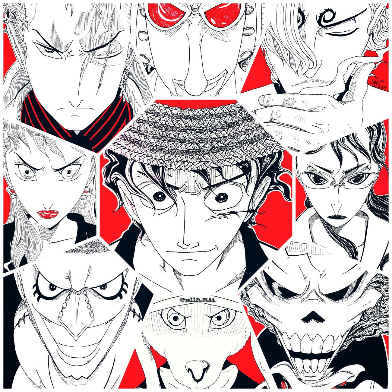 One Piece – Chapter 878 : Sang Kepala Penjaga Suku Mink, Pedro