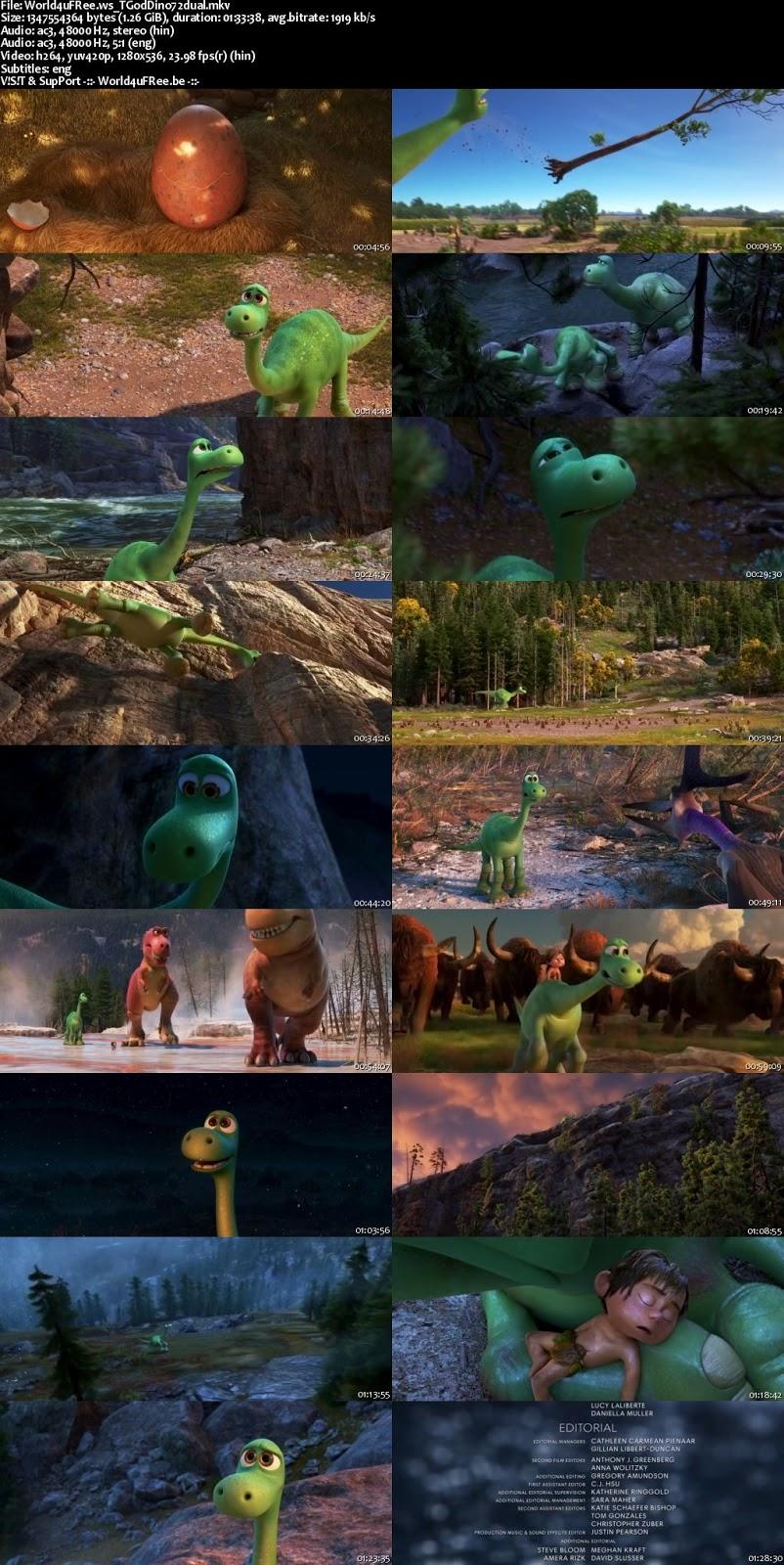 download the good dinosaur full movie in hindi torrent