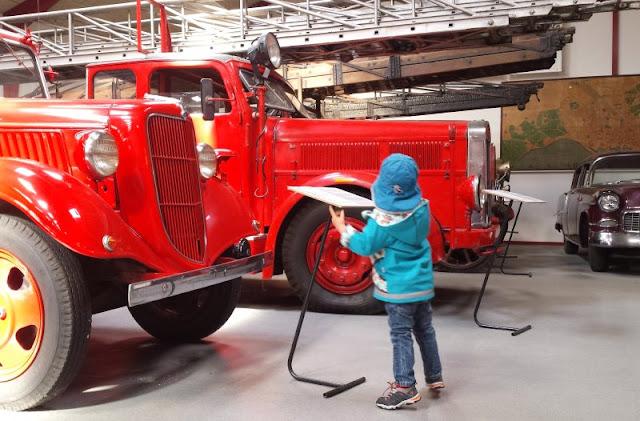 Spannende Ausflugsziele rund um Houstrup, Teil 2: Das Feuerwehr-Museum in Oksböl und andere Tipps