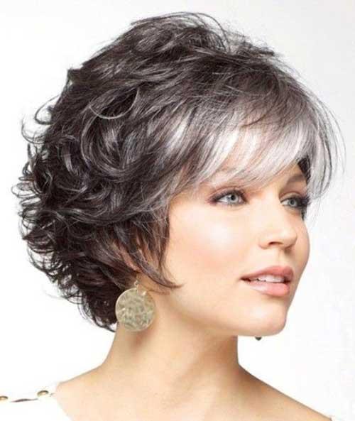 Coupes de cheveux pour les femmes d'âge mûr   La beauté naturelle
