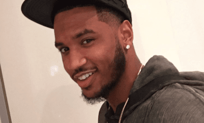 WATCH: Fan Straddles Trey Songz Onstage and Gets Whisked Away By Him