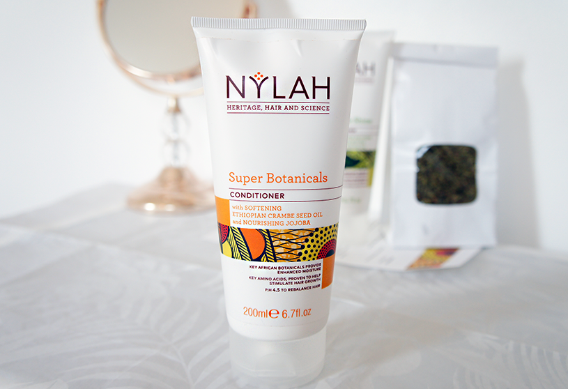 Nylah Super Botanical's Conditioner