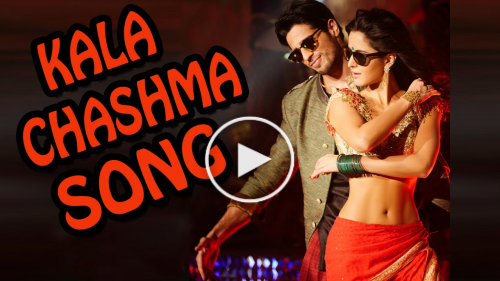 Kaala Chashma Song