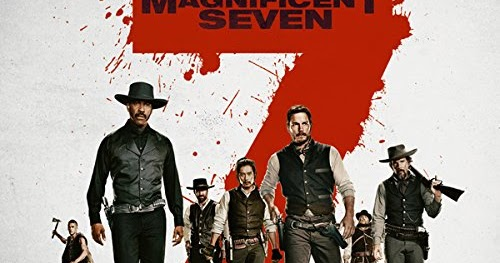 the music behind the screen quick review the magnificent seven. Black Bedroom Furniture Sets. Home Design Ideas