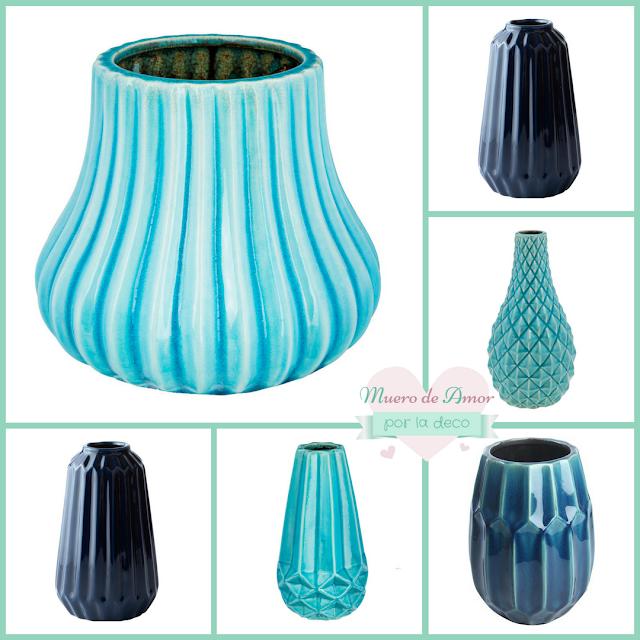Jarrones Azules para Decorar tu Casa-Westwing-By Ana Oval-3