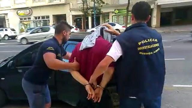 #Aberrante Fue detenido en Mar del Plata por abusar de su hijastro durante cuatro años