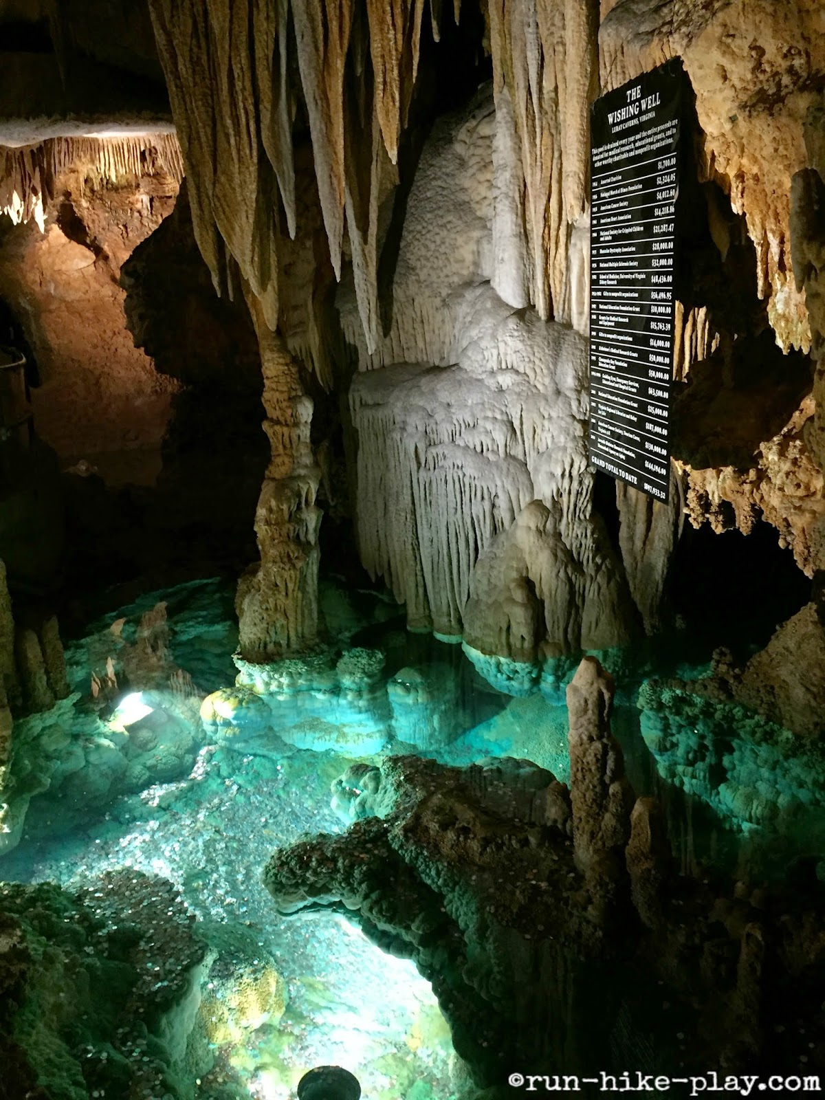 Luray Caverns Wishing Well