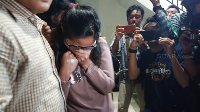 Jadi Tersangka, Mucikari Prostitusi Vanessa Angel Beda Jaringan dengan Robby Abbas