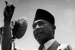 √ Biografi Soekarno, Sang Fajar Dari Timur Penakluk Amerika