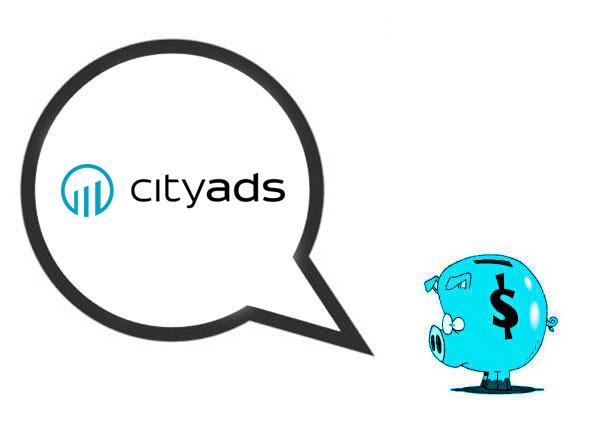 CityAds - Plataforma de Afiliacion